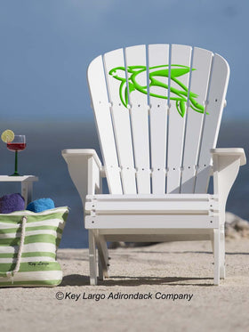 Turtle Adirondack Chair - JM Design