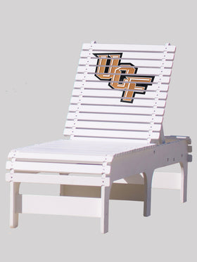 Outdoor Patio Chaise Lounge - University of Central Florida Knights