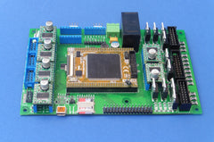 Fabricatus™ v2.0 High Performance Controller Board