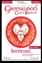 Load image into Gallery viewer, Lionheart 300g Light Roast Coffee