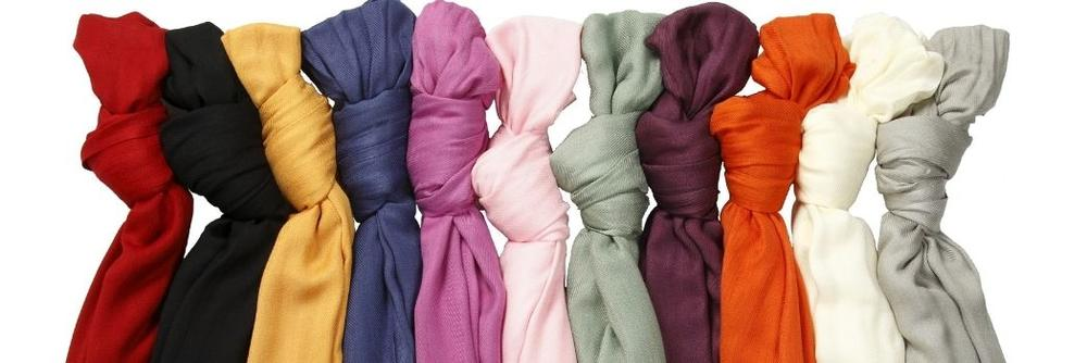Scarves for Spring, Winter and Fall