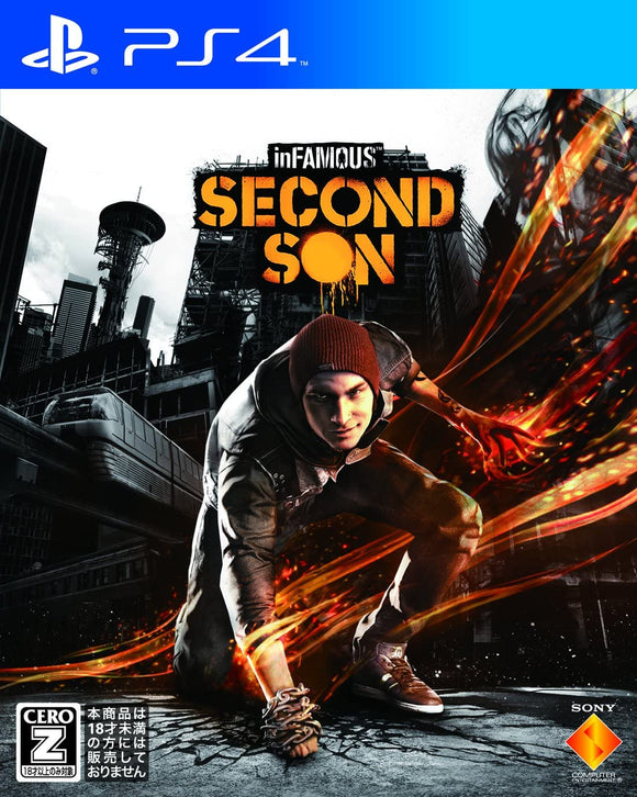 027/inFAMOUS Second Son