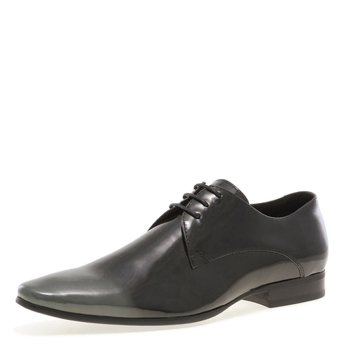 Needle - Grey Oxford Dress Shoes for Men by Jump