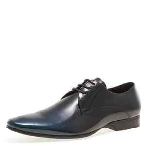 Needle - Navy Oxford Dress Shoes for Men by Jump