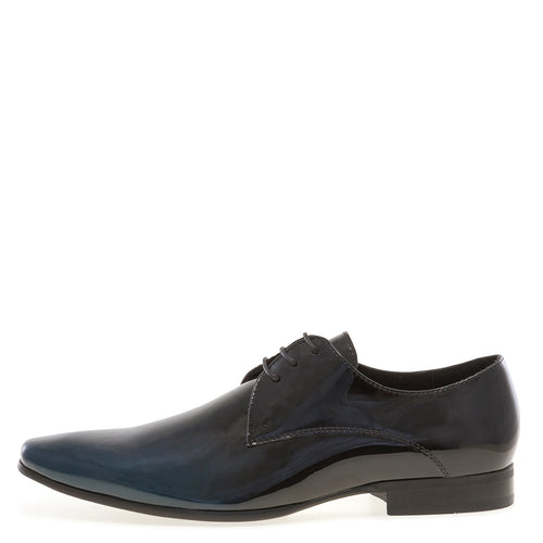 Needle - Navy Oxford Dress Shoes for Men by Jump 2