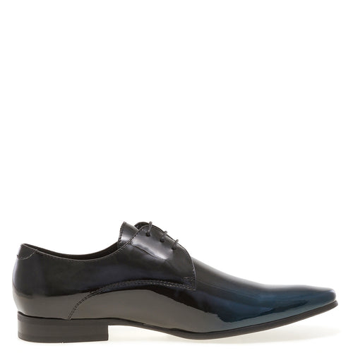 Needle - Navy Oxford Dress Shoes for Men by Jump 5