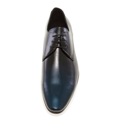 Needle - Navy Oxford Dress Shoes for Men by Jump 6