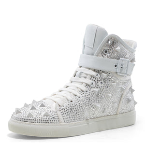 White High Top Sneaker