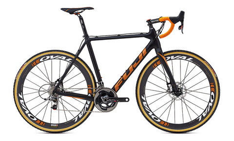 Fuji Altamira CX 1.1 Disc SRAM Red22 2015