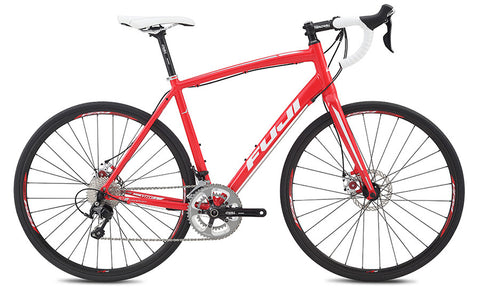 Fuji Sportif 1.1 Disc Shimano 105 11sp (New - 2015)