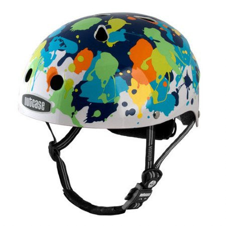 Nutcase Little Nutty Paint Splat Helmet Gen 2