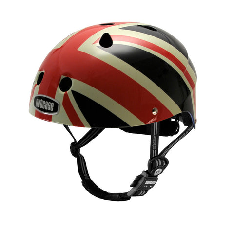 Nutcase Little Nutty Union Jack Helmet Gen 2