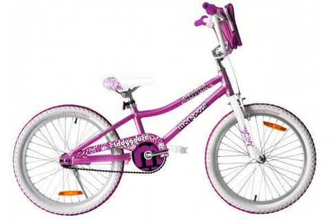 Mongoose Ladygoose 20 Inch Kids Bike 2016