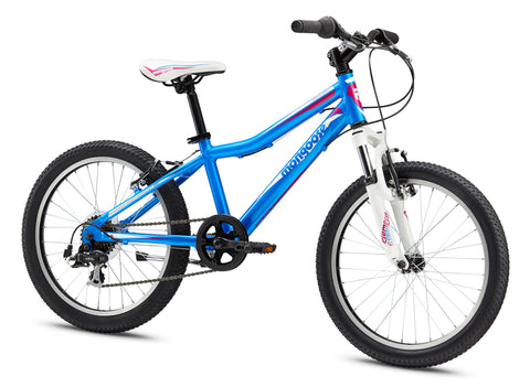 Mongoose Rockadile Comp 20 Inch Girls Mountain Bike