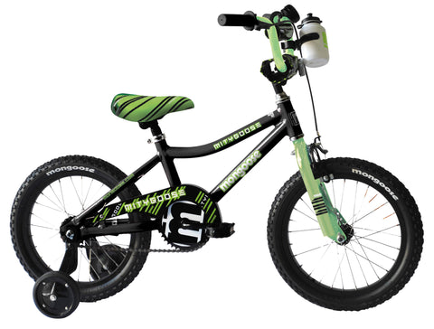 Mongoose Mitygoose Boys 16 Inch Kids Bike