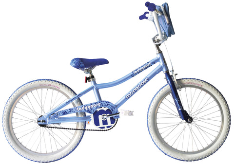 Mongoose Ladygoose 20 Inch Kids Bike
