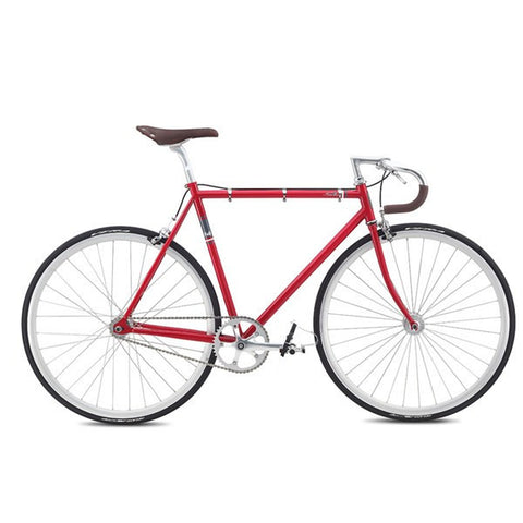 Fuji Feather Single Speed Red 2015