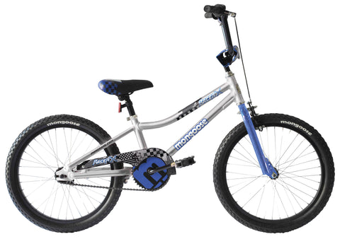 Mongoose Racer X 20 Inch Kids Bike
