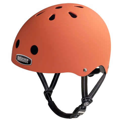 Nutcase Dutch Orange Matte Street Helmet Gen 3