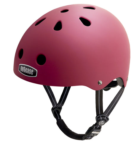 Nutcase Fire Engine Red Matte Street Helmet Gen 3