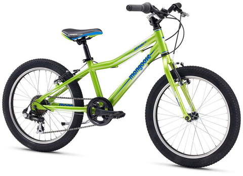 Mongoose Rockadile Comp 20 Inch Boys Mountain Bike