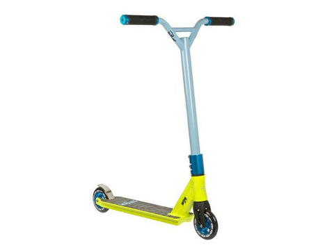Spyne Yellow/Blue Complete Scooter