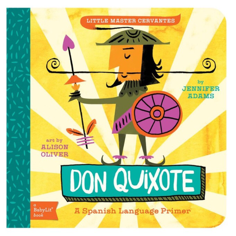 Don Quixote Board Book