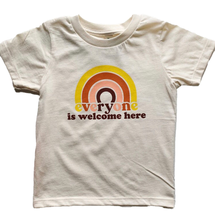 Everyone is Welcome Here Shirt