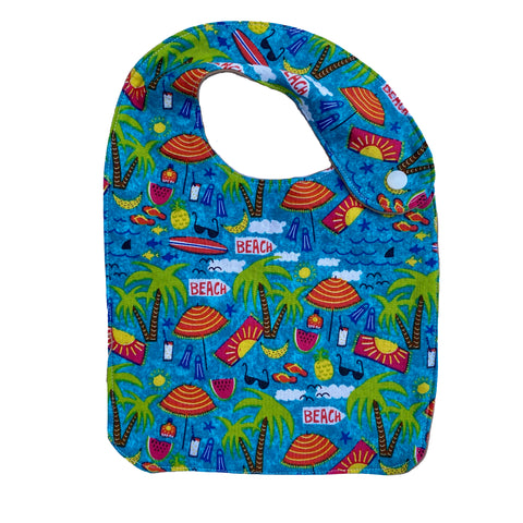Beach Day Bib