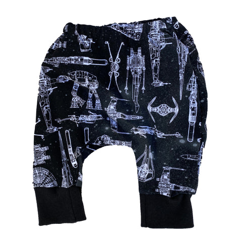 Star Wars Prints Pants