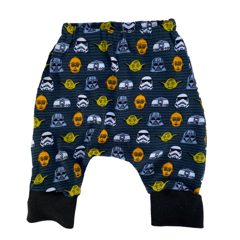 Star Wars Faces Pants