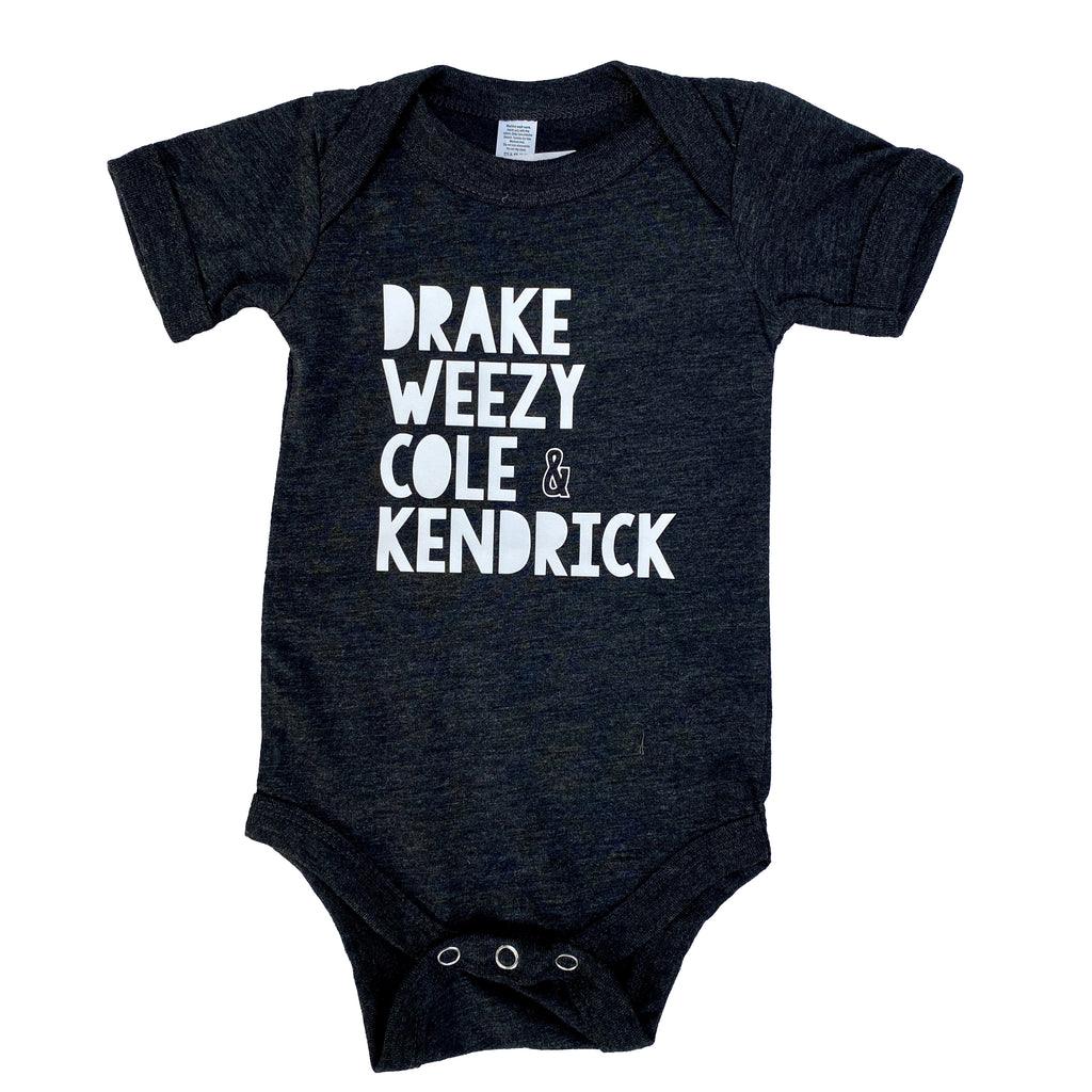 Drake, Weezy, Cole & Kendrick Shirt