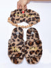 Mama Slippers in Leopard