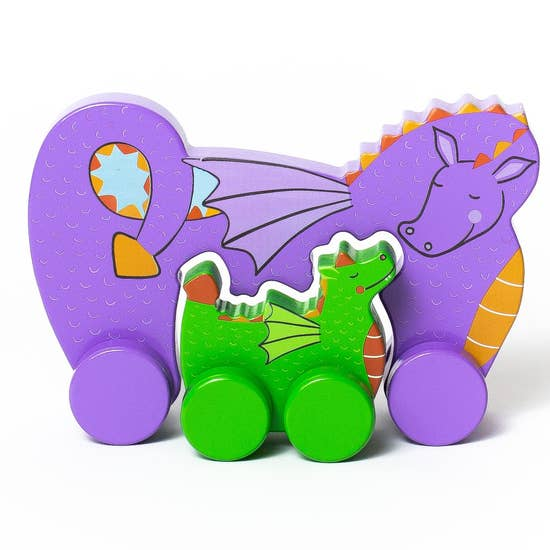 Dragons Push Toy