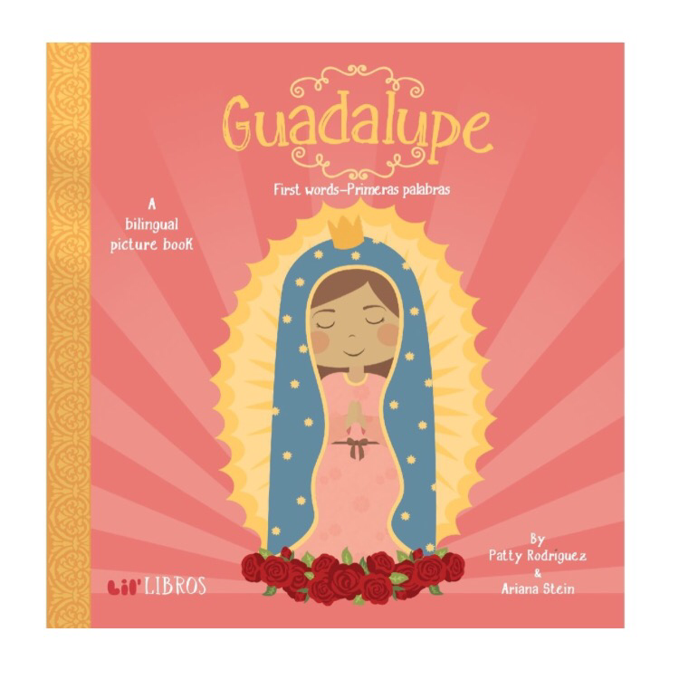 Lil Libros Guadalupe Book