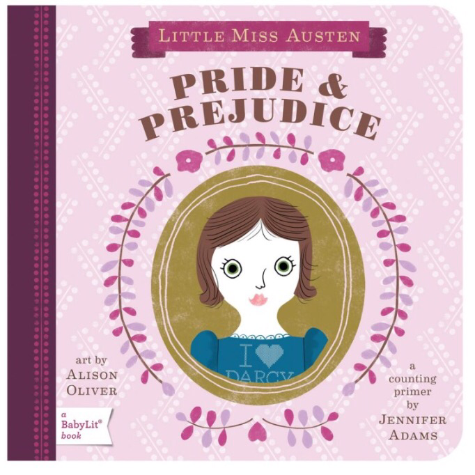 Pride and Prejudice Board Book