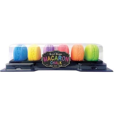 Rainbow Macaroons Chalk Set