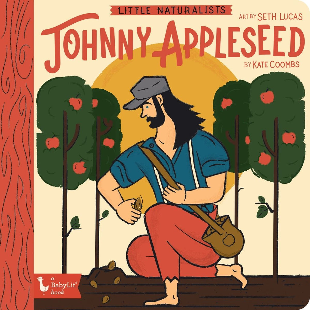 Johnny Appleseed Board Book