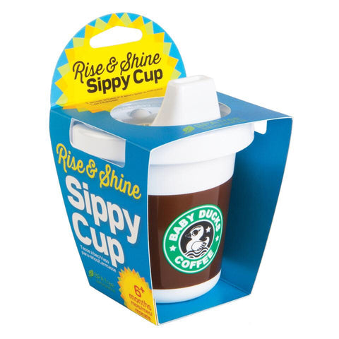 Coffee Sippy Cup