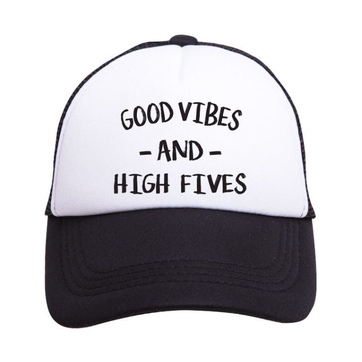 Tiny Trucker Good Vibes Hat