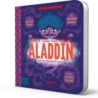 Aladdin Board Book