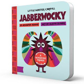 Jabberwocky Board Book