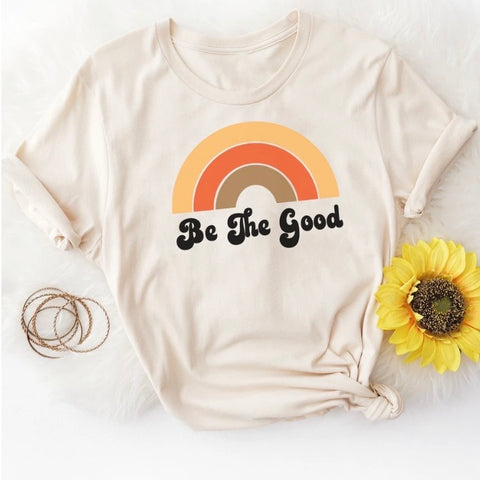 Be The Good Graphic Women's T-Shirt