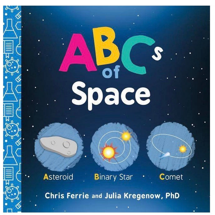 ABCs of Space Board Book