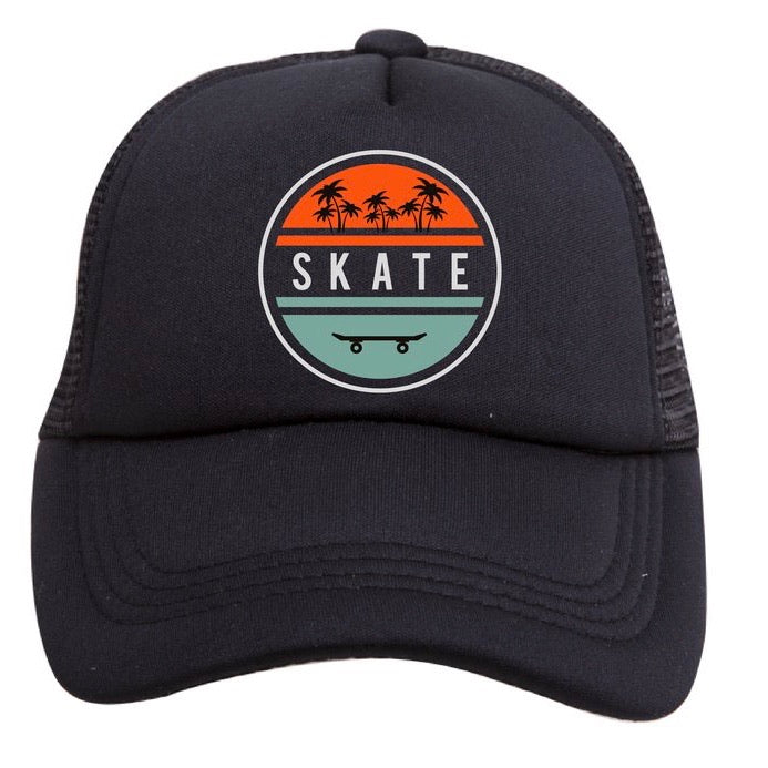 Tiny Trucker Skate Hat