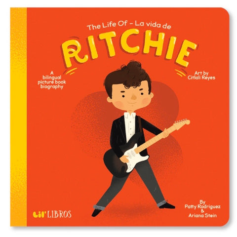 Lil Libros Ritchie Book