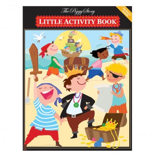 Little Activity Book Pirates