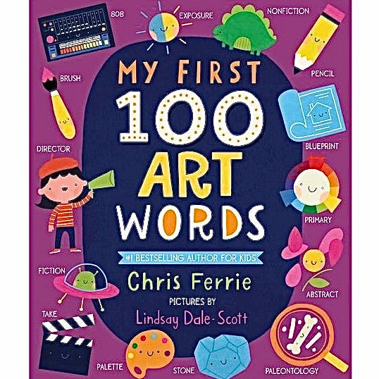 My First 100 Art Words