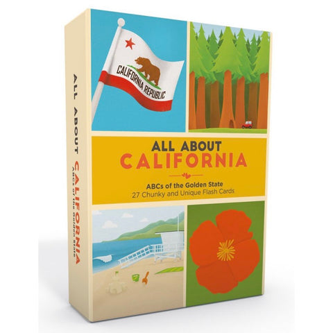 California Flash Cards