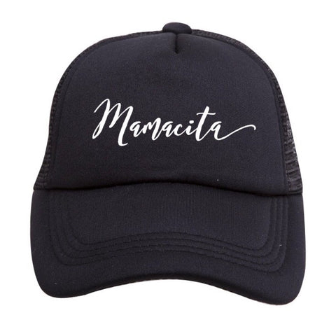 Tiny Trucker Hat Mamacita